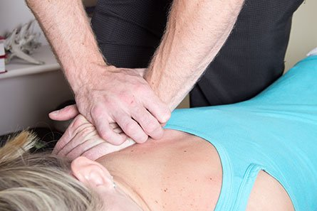 spinal adjustment chiropractic