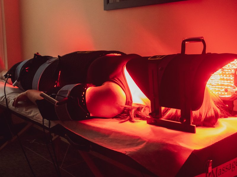 Functional Health Assessment PLUS Weight Loss AND Red Light Therapy